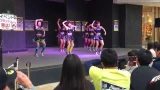 2016/4/24 ららぽーと立川立飛2Fイベント広場・ステージで行われた原駅...