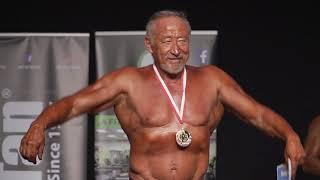 Masters testépítés 50 év felett  - Bodysport Kupa 2019.05.05. - Kvalifikációs