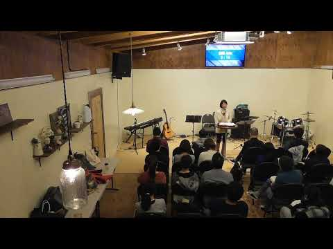 2019/12/26 Jesus Café House Prayer Meeting ジーザス・カフェ・ハウス 祈り会