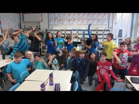 "Dorset Elementary School – Grade 6 Class – ""Ain't Gonna Bother"" – CBC Music Class Challenge"