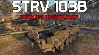 Strv 103B - The Ultimate Bushwanker