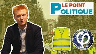 Le Point Politique : Gilets Jaunes, Marche Pour Le Climat - Adrien Quatennens