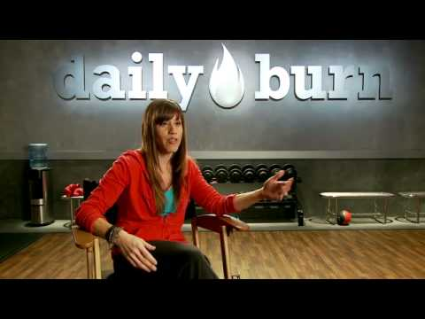 Judi Brown and Daily Burn