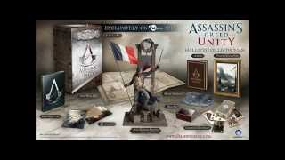 Assassins creed unity Guillotine Collector