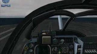 alphasim a6 intruder able to launch
