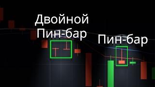 Как торговать на Бинарных Опционах по Price Action?  Пин-бар.
