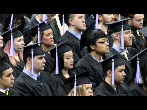 University of Iowa CLAS Commencement - December 19, 2015 on YouTube