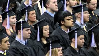 University of Iowa CLAS Commencement - December 19, 2015