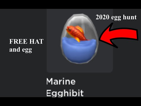 How To Get The Marine Egg In FLOP (ROBLOX EGG HUNT 2020)