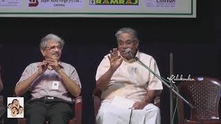 Shanmuga Vadivel - Comedy Speech l Humour Club International Triplicane Chapter l MFA l October 2019