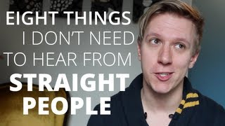 Eight Things I Don