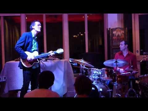 Mark Kelso and Kevin Breit, live improv 1, Feb 24, 2013