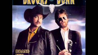 Brooks & Dunn - Neon Moon.wmv