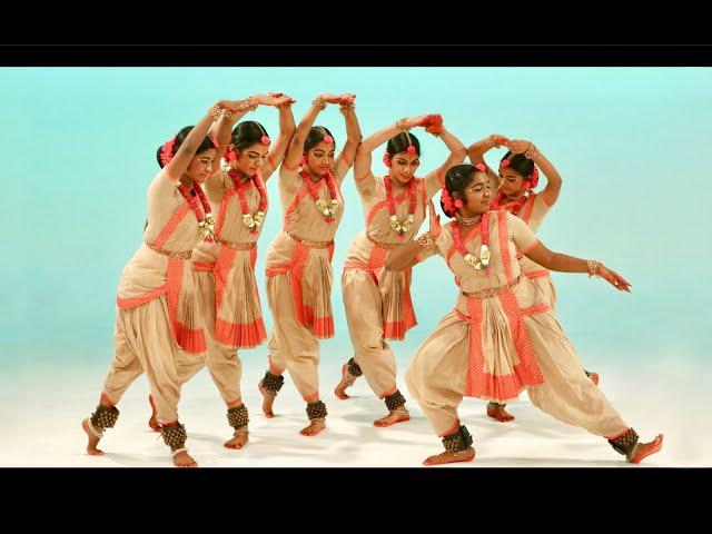 Nāmarāmāyanam - Sridevi Nrithyalaya - Bharathanatyam Dance