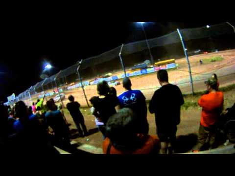 Trailer Races At Proctor Speedway