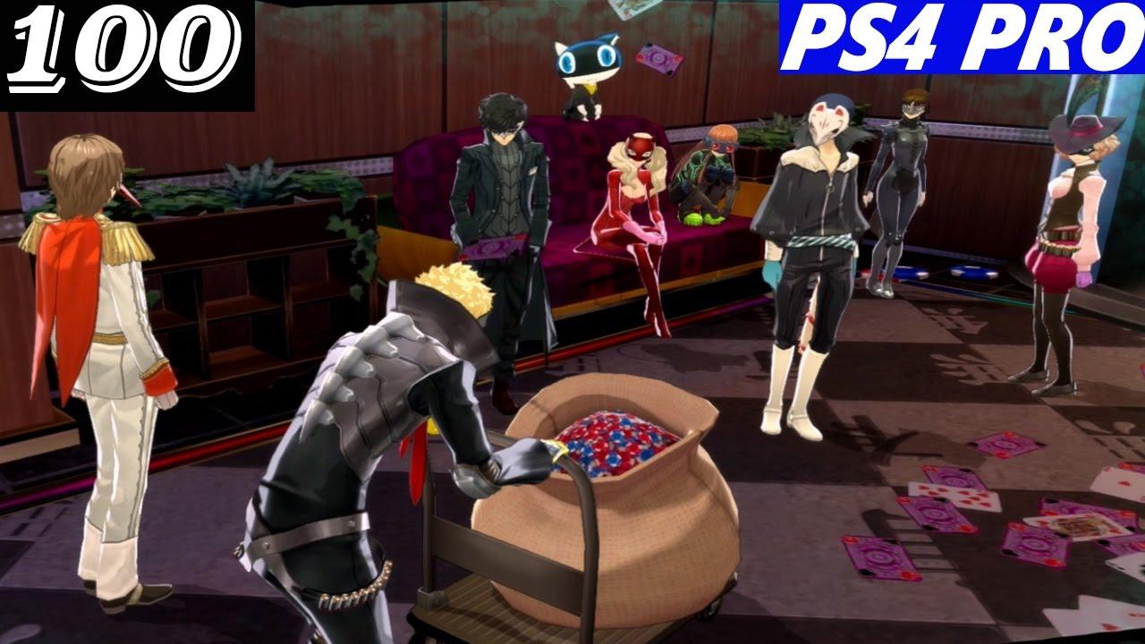 Persona 5 – Playthrough 100 – DICE GAME
