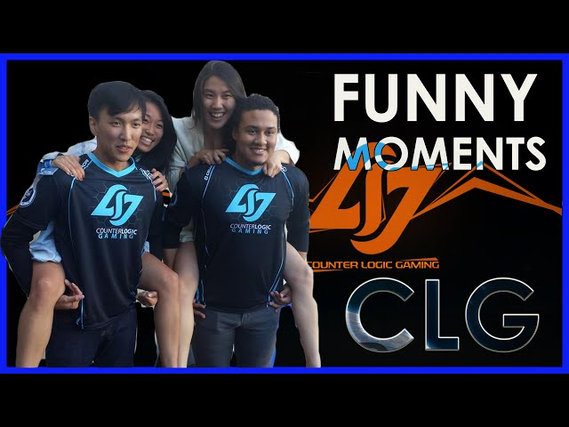 CLG - Funny moments