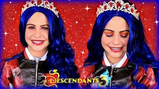 Disney Descendants 3 Evie Makeup and Costume