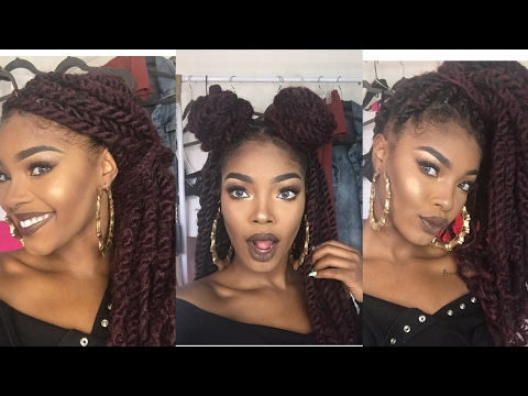 13 Ways To STYLE Marley/Havana TWISTS and BRAIDS | MissErinYvette