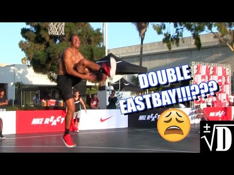 CLOSEST Double Eastbay Attempt EVER by Jonathan Clark!