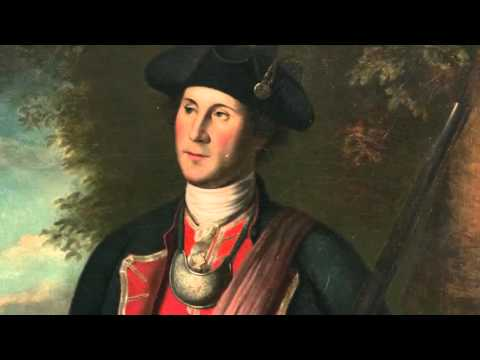 George Washington in the French & Indian War