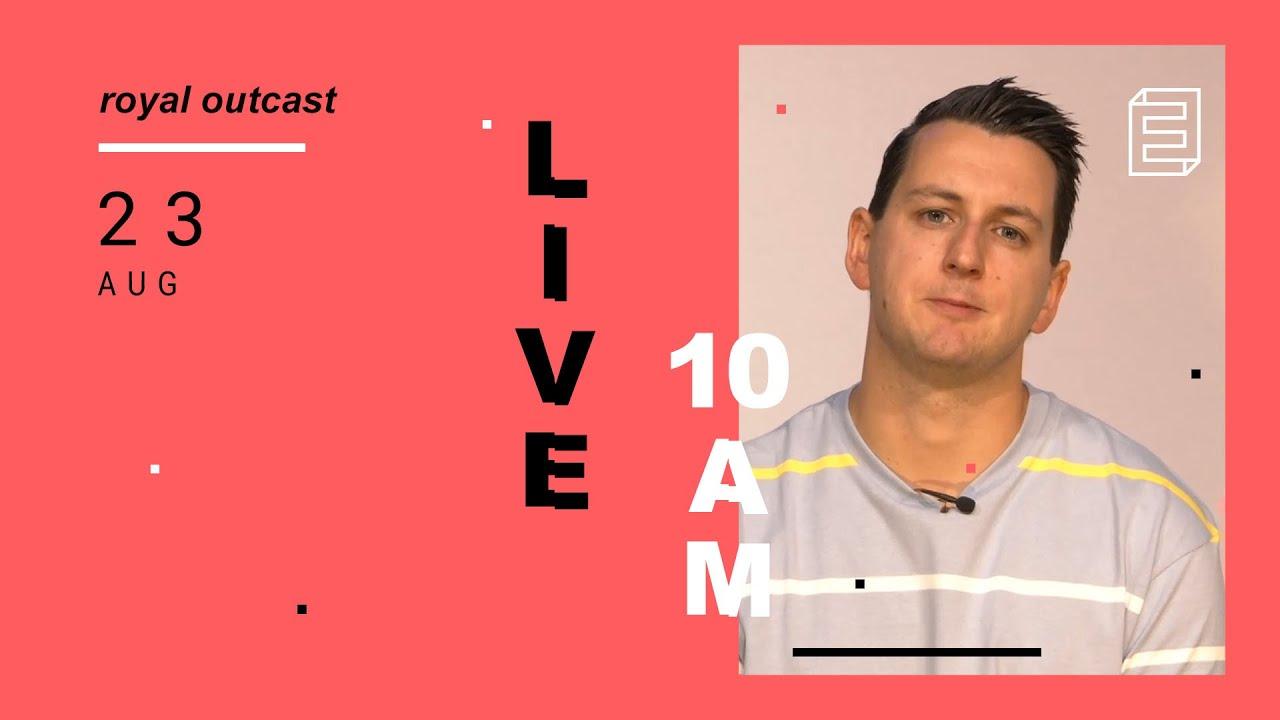 Emmanuel Live Online Service // 10am Sun 23 August 2020 Cover Image