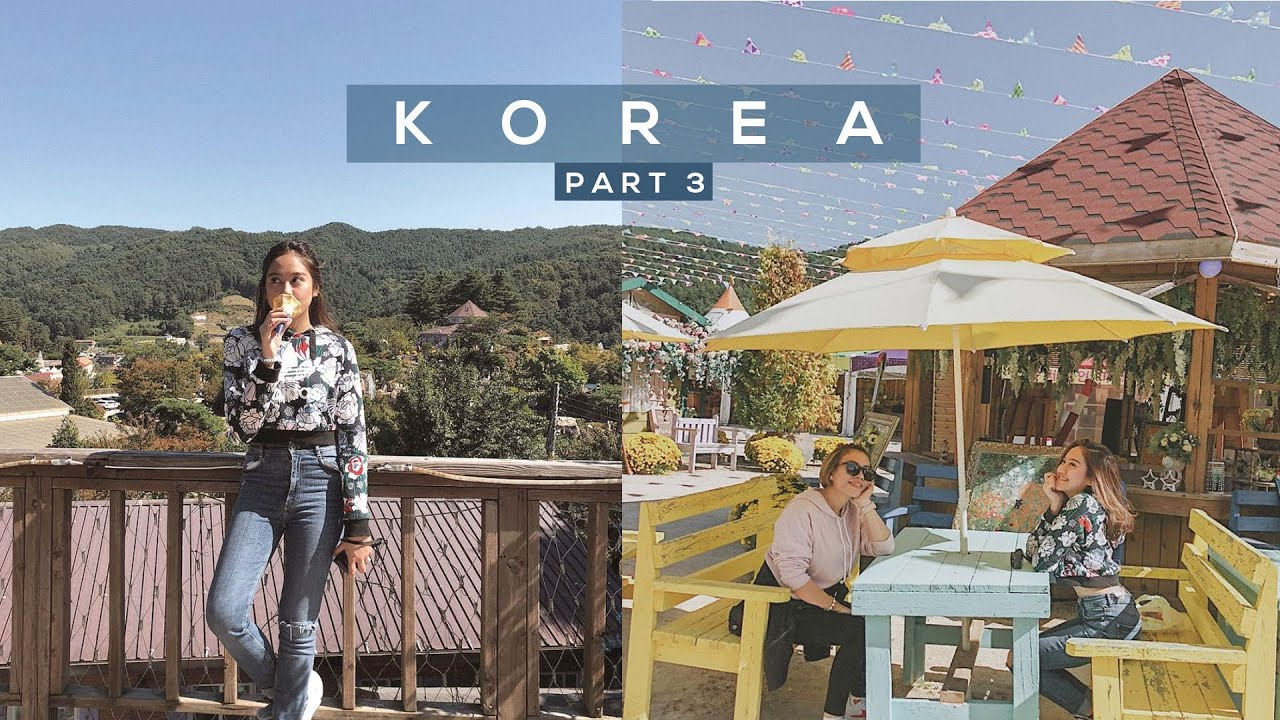 SALSHABILLA #VLOG - HARI TERAKHIR DI KOREA! (PART 3)