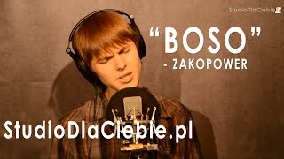 Boso - Zakopower (cover by Adrian Karczewski)