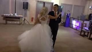 Свадебный танец. Андрей и Юлия. Танец любви. 08.09.2017