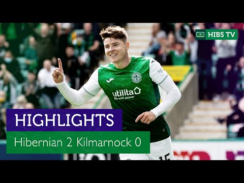 Hibernian Kilmarnock Goals And Highlights