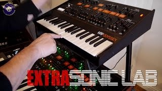 Arp Odyssey With the MK3 At GForceSoftware