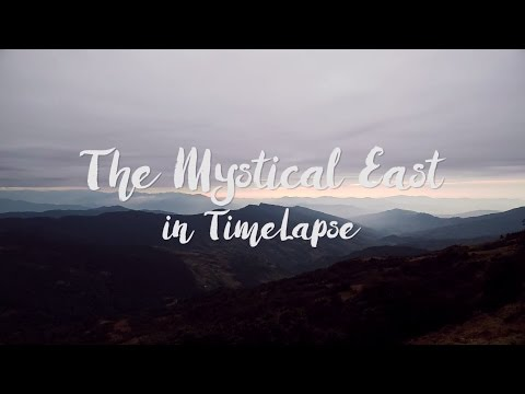 The Mystical Eastern Hills of Nepal in Timelapse, Traveling in Nepal
