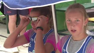Чемпіонат України з волейболу пляжного 2018. Етап 4 зірки Харків