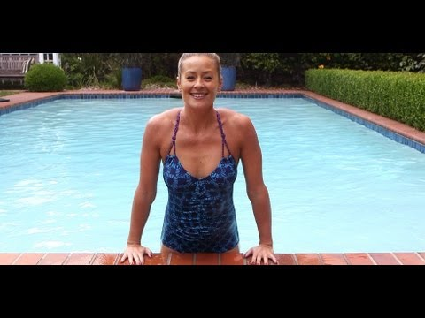 Summer Dream Workout In A Pool Youtube