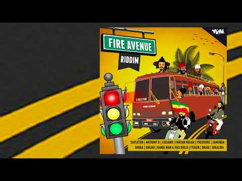 FIRE AVENUE RIDDIM