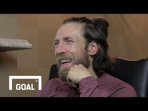 Daniel Bryan on his love for Everton