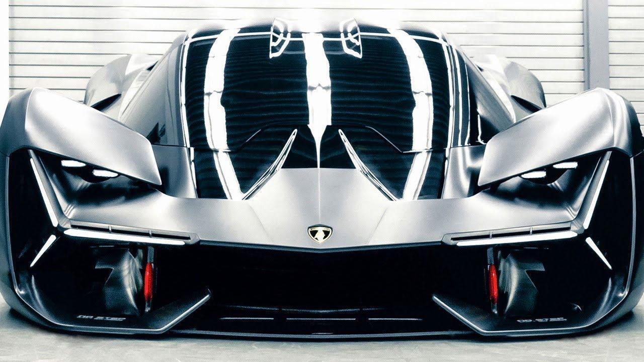 Lamborghini 3.9 Milyon Dolarlık Yeni Arabasını Tanıttı