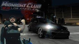 Бескомпромиссное ЖОГОВО в ОТКРЫТОМ мире!!! Midnight Club: LA