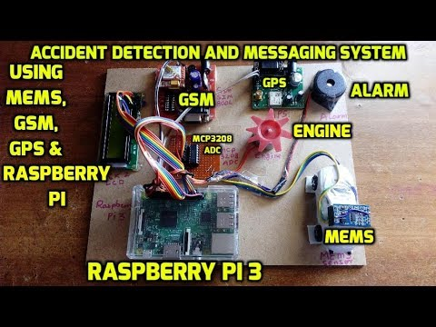 accident identification system using gsm Bus maintenance and passenger monitoring system using  maintenance and passenger monitoring system  via the gsm in case the bus met an accident while.