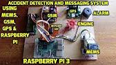 Send a SMS using Raspberry Pi - YouTube