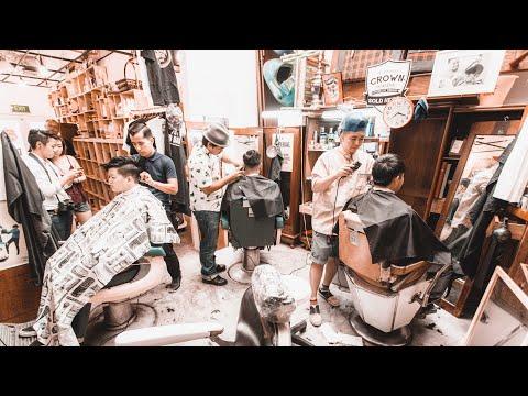 Nomad Barber - Singapore