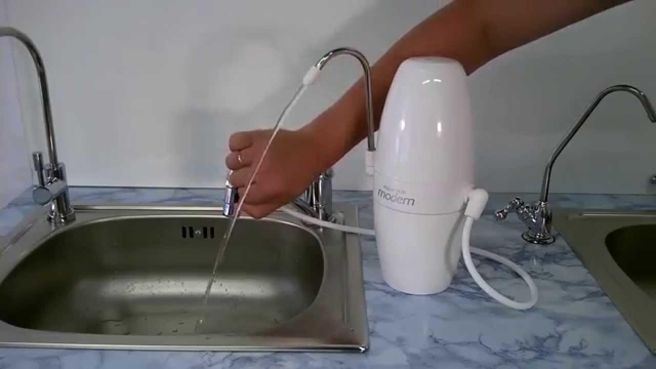 Настольный фильтр аквафор модерн 2 белый vodavdom. Ua. Огромный выбор, официальный дистрибьютор в украине. ☏ 0(800) 301-399.