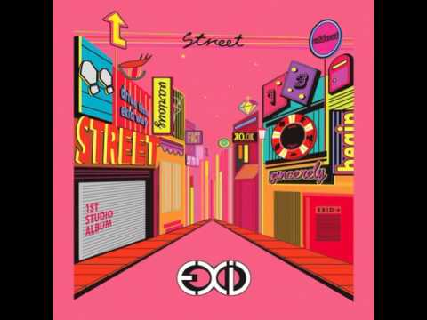 [HQ] [AUDIO] [ENGSUB] EXID - 3% [Solji (솔지) Solo] @ EXID 1ST STUDIO ALBUM [STREET]