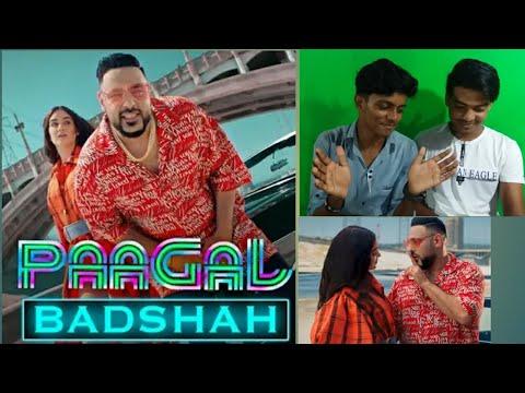 badshah-paagal-official-music-video-latest-hit-song-2019-reaction-bangla