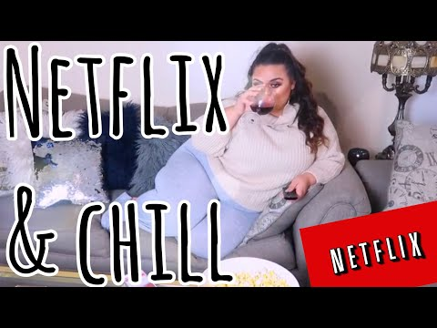 NETFLIX & CHILL LOOKBOOK (FASHION NOVA) ♡♡ -GABRIELLAGLAMOUR - 동영상