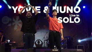 YOVIE & NUNO LIVE IN SOLO