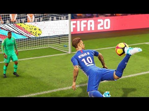 FIFA 20 TOP 10 BEST GOALS! Ft. SCORPION KICK,BACK HEEL, IMPOSSIBLE FREE KICK!