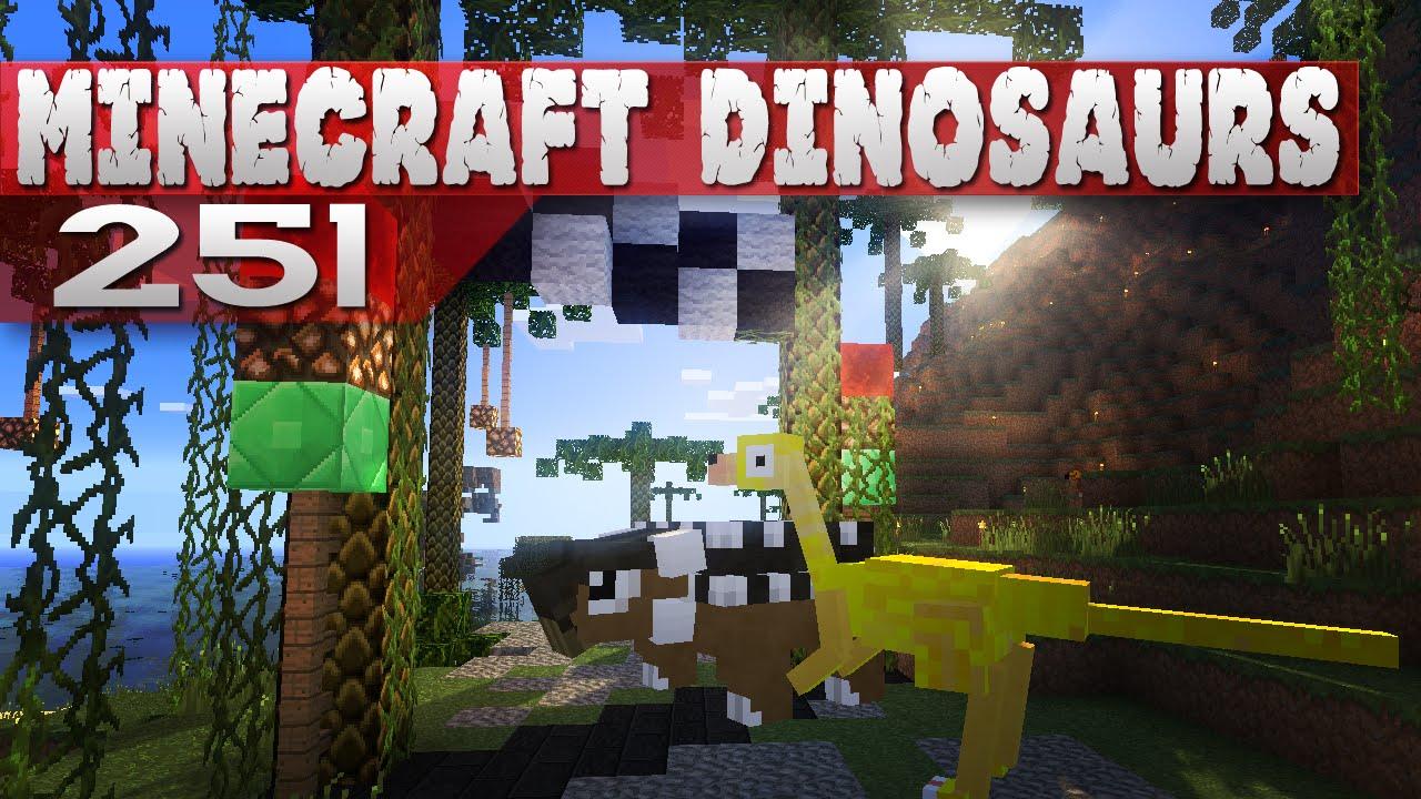 Jurassic World - Gallimimus! - E13 - YouTube