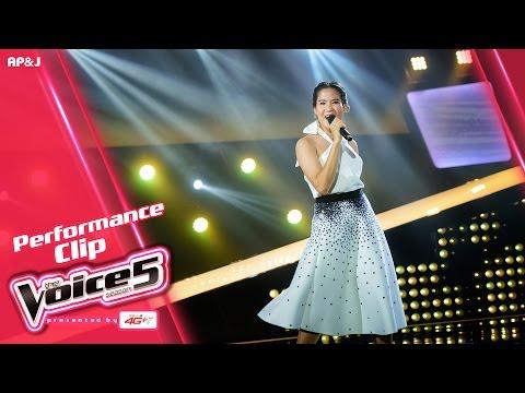 The Voice Thailand - นัด ณัฐธนัญ  - สุขกันเถอะเรา - 25 Sep 2016