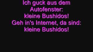 Bushido - Kleine Bushidos lyrics